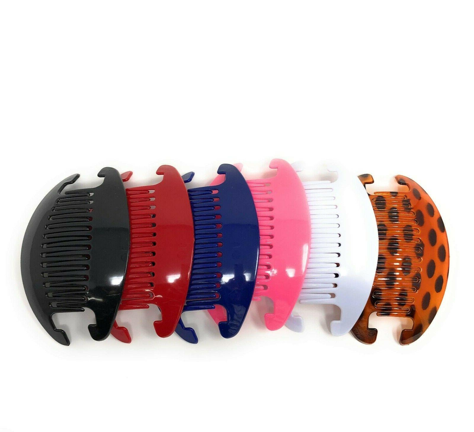 2 Comb Thick Hair Riser Claw Extra