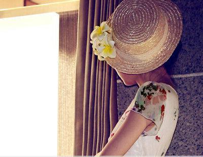 20Pc Women Plumeria Flower Hair Barrette Hawaiian Wedding Party