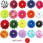"20pcs 2""  Daisy Flower Alligator Hair Clips Pin for Baby Gir"