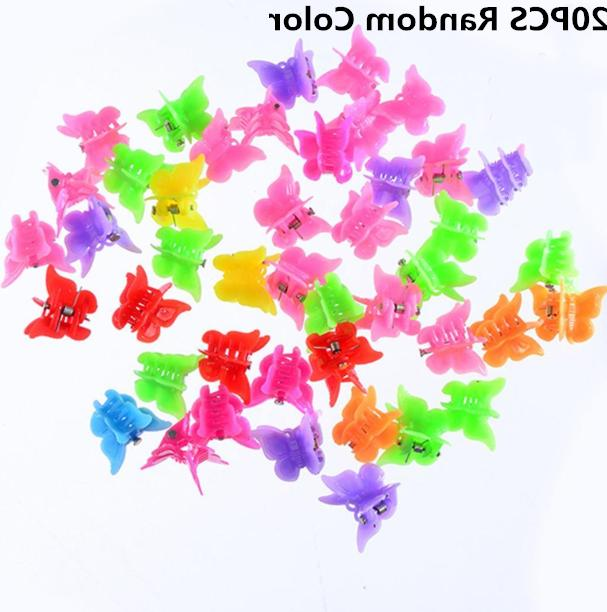 20pcs wholesale girls barrettes headdress hairpin mini