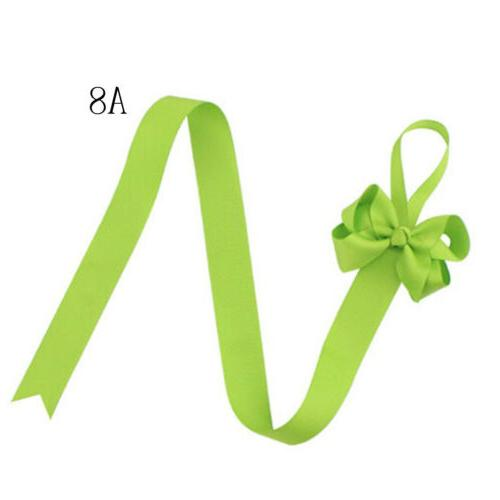 2pc Grosgrain Ribbon Clip BH