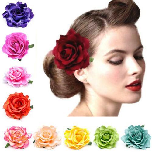 2Pcs Hair Clip Bridesmaid