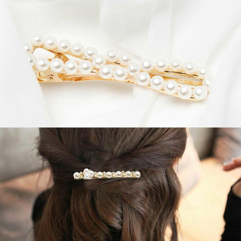 Leaf Comb Pin Barrette Hairpin