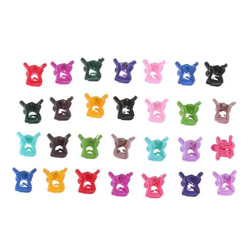 30*Mix Baby Claw Jaw Hair Accessories