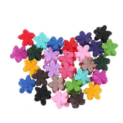 30*Mix Baby Hairs Claw Jaw Hair Accessories