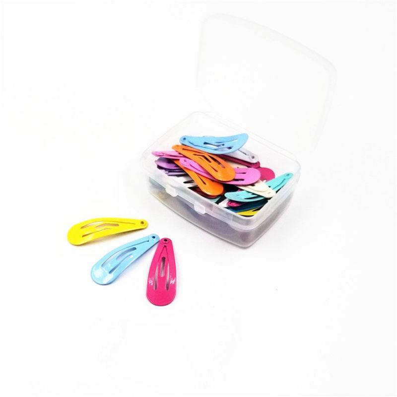 30PCs Fashion Color Clip