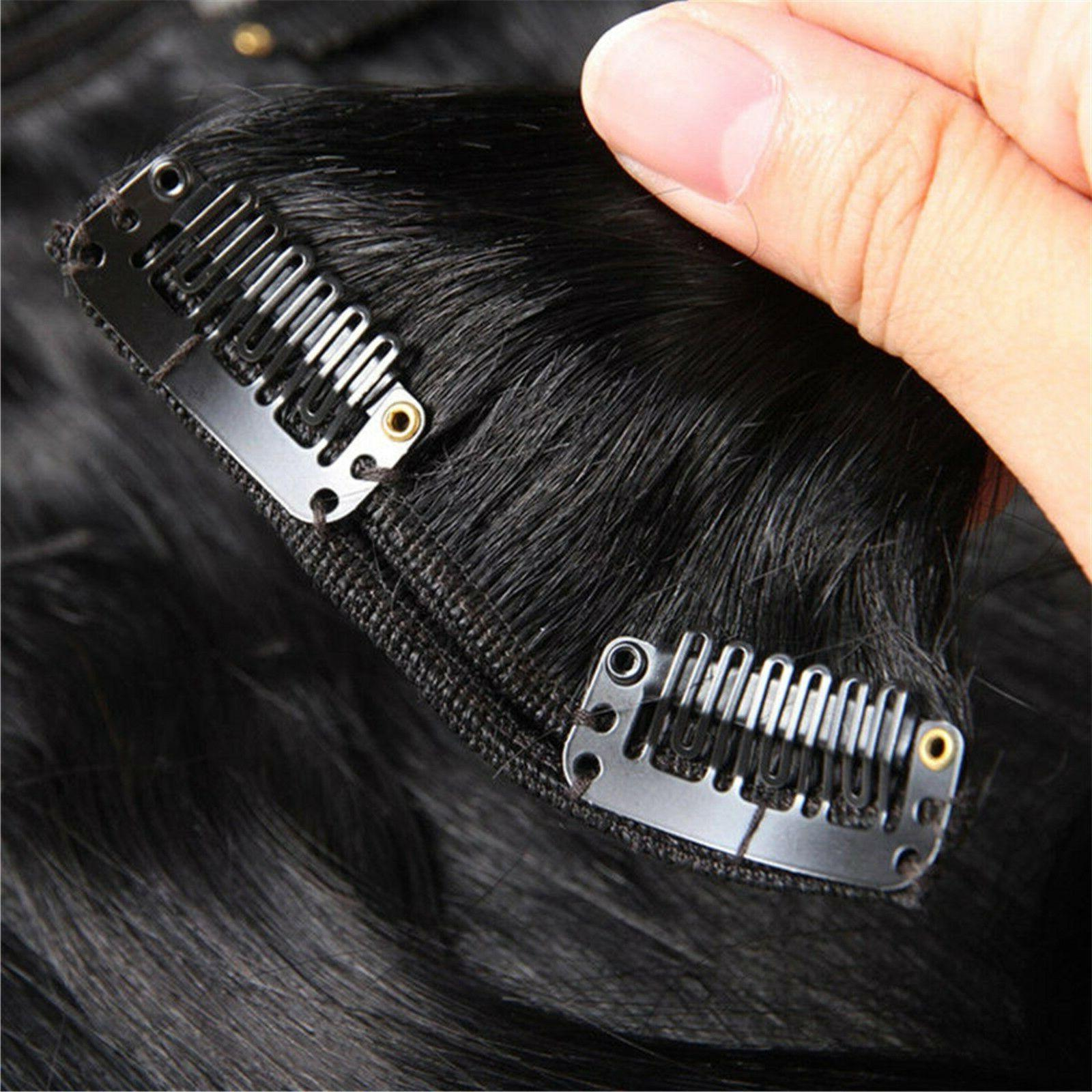 330g Thick Remy Human Full Head