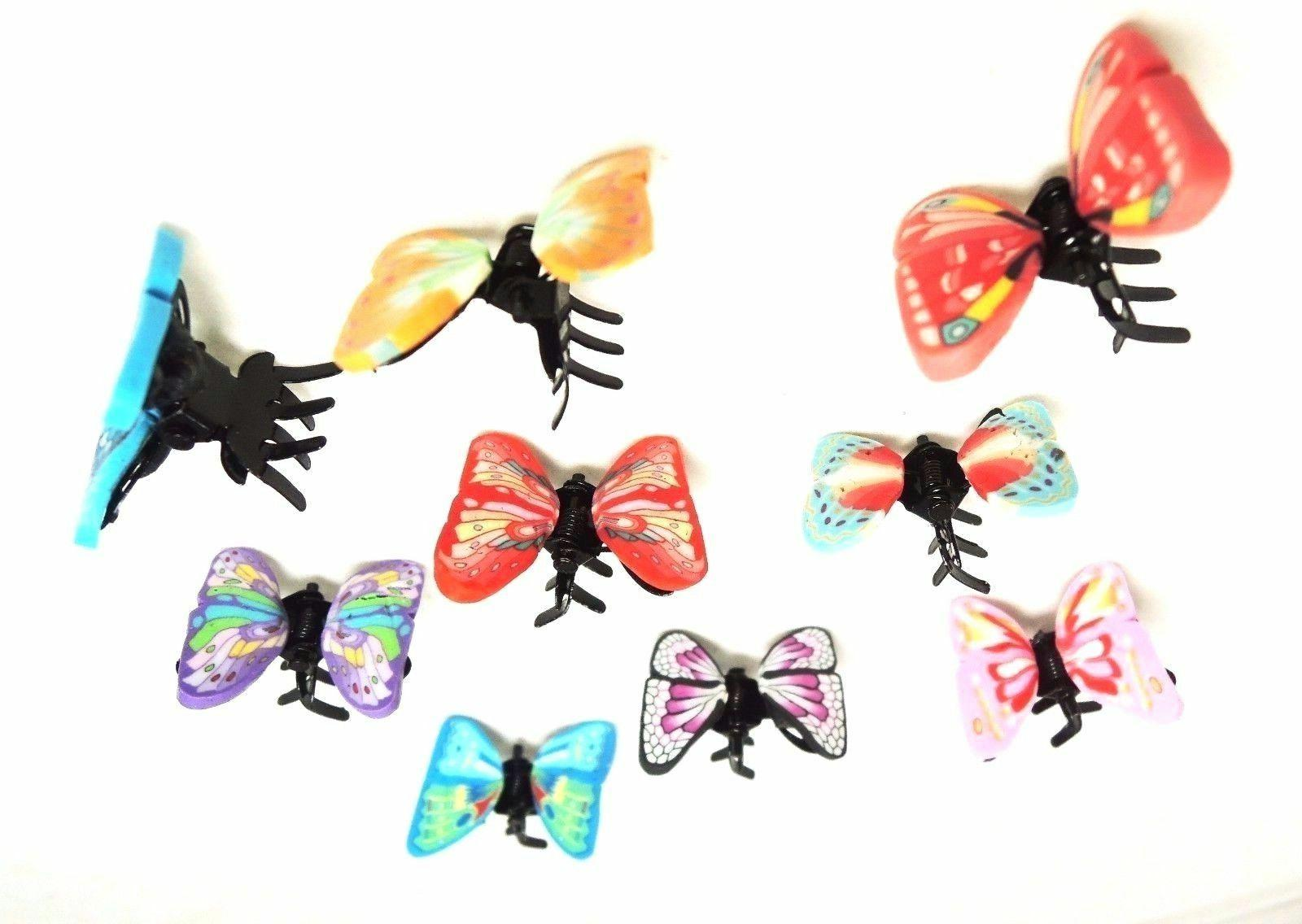 Butterfly Clamp Clip Claw