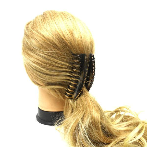 4 Pieces Girls Claw Assorted Large Hair Clip