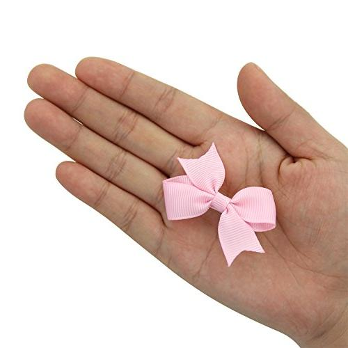 QtGirl Hair Hair Clips for Baby Toddlers