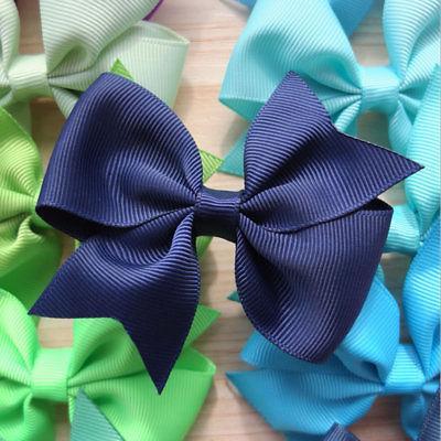 40pcs Kids Baby Girls Children Flowers Clip Accessories