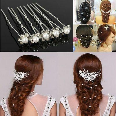 40pcs Bridal Crystal Bling Pins Bridesmaid Prom