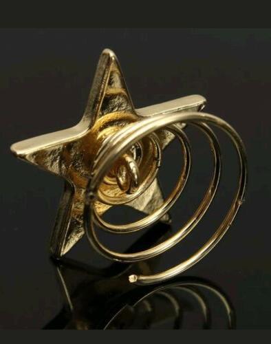 5 Swirl Pins Clip Hairpin Barrettes women