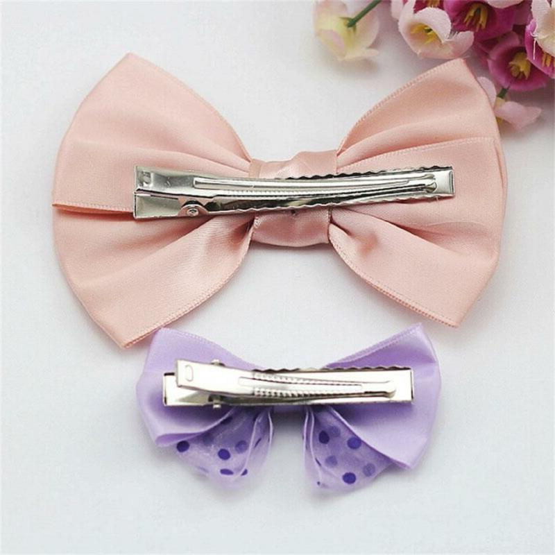 50Pcs Metal Duckbill Clip With Alligator Clips Hair
