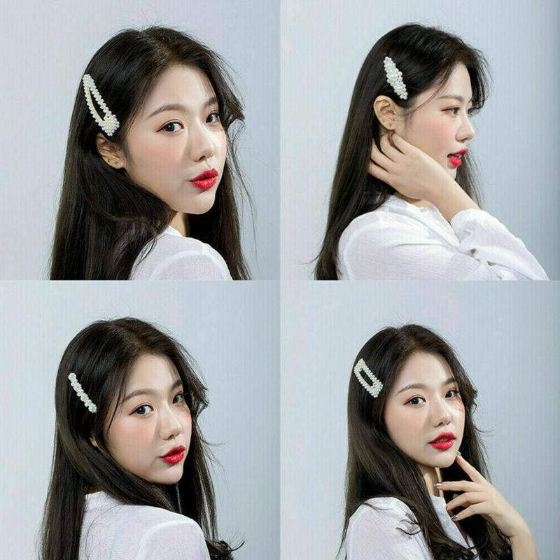 2019 Pearl Hair Clip For
