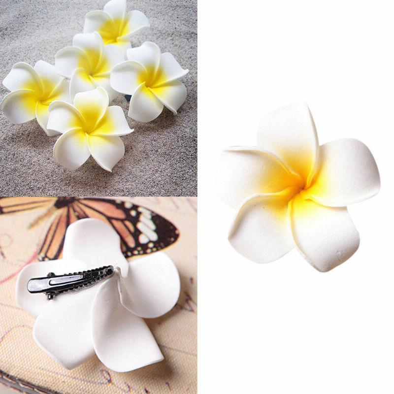 6Pcs Hair Barrette Wedding