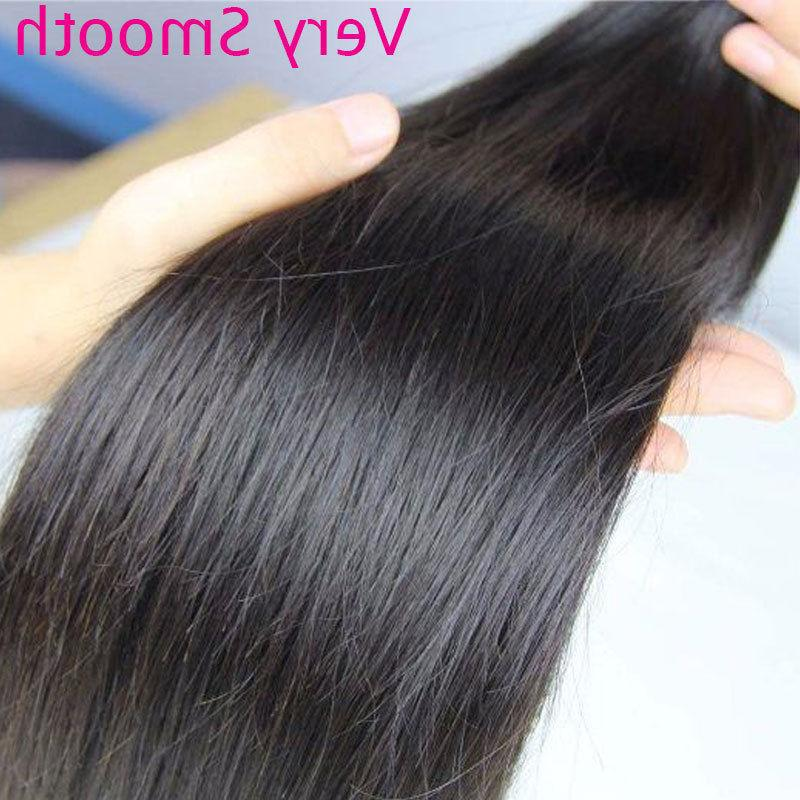 AAAA+ Remy Human Clip 100% Hair Extensions Head US Stock