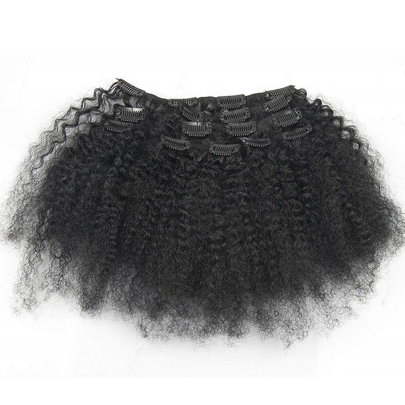 """8""""-18"""" in Remy 100% Afro Kinky ins"""