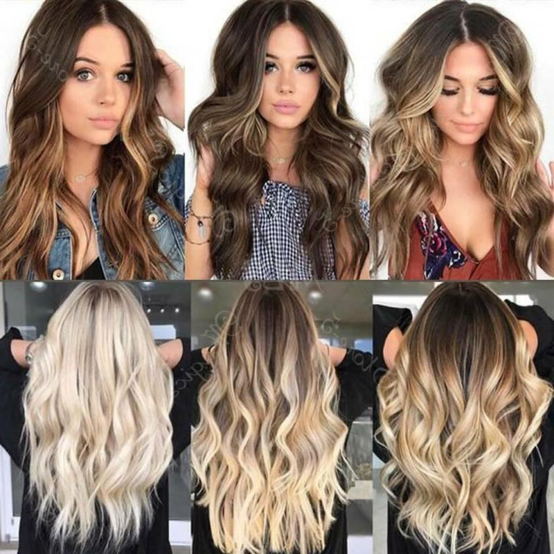 """8A In Human Full Remy Weft 8PCS 8""""-24"""" US"""