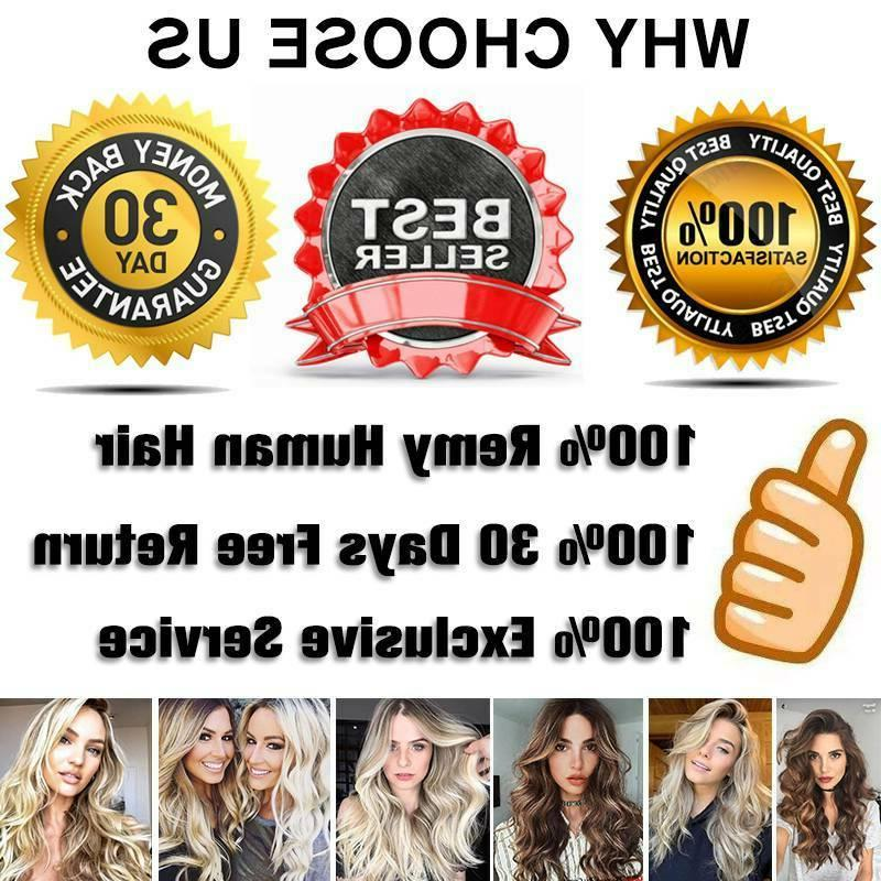 CLEARANCE in Human Hair Extensions 100% Remy Hair Long Soft