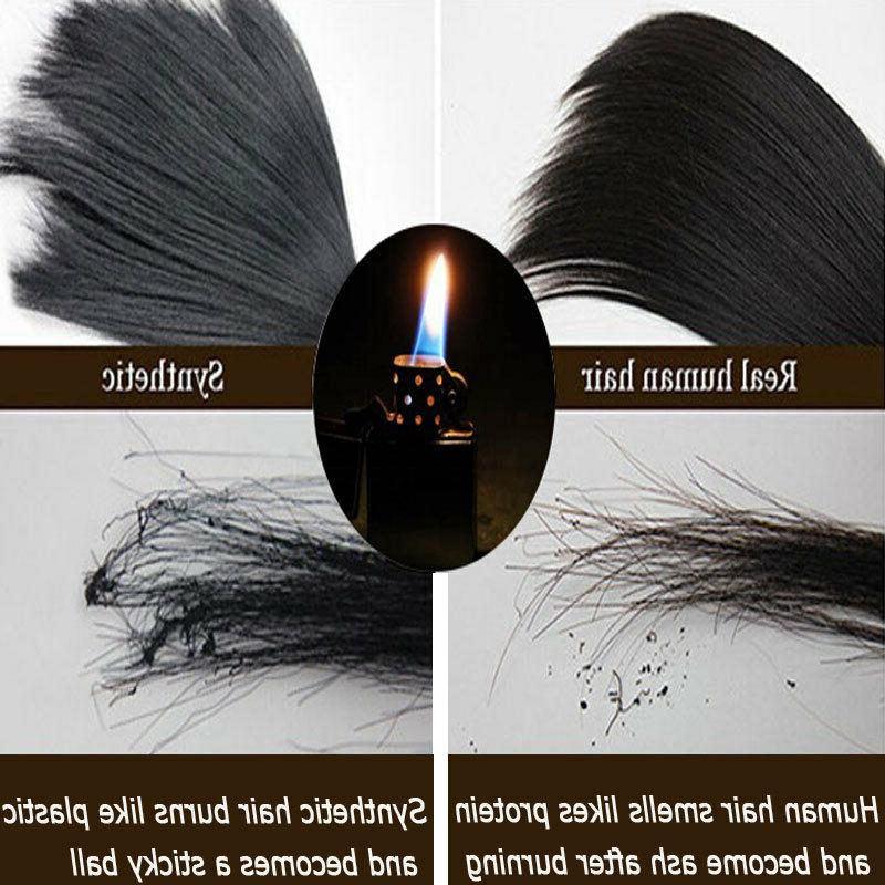 AAAA+ Remy Human Hair Clip 100% Human Hair Extensions US Stock W260