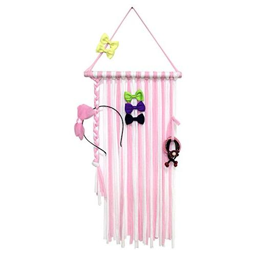 baby girls hair bow holder