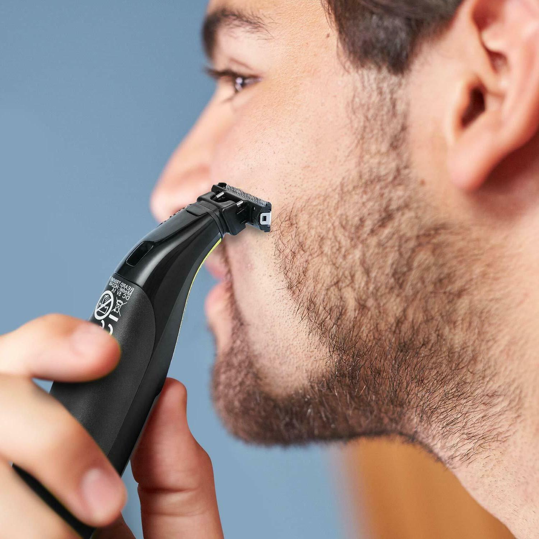 Beard Trimmer Electric Razor Mustache Clip...