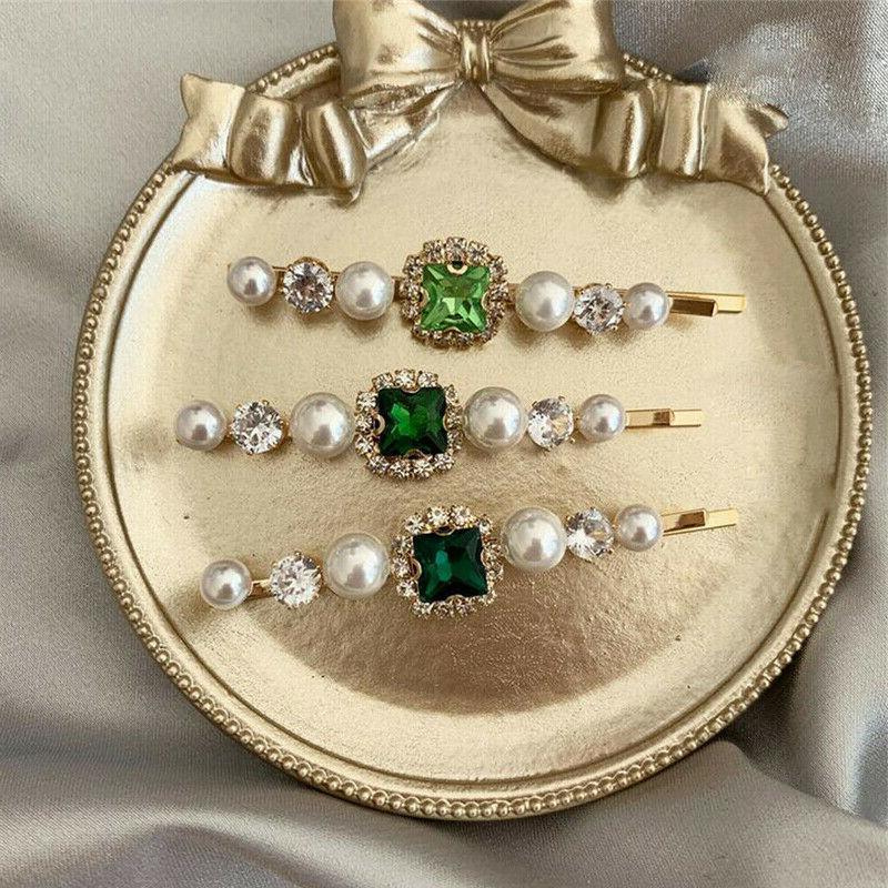 Bridal & Crystal Diamante Clip