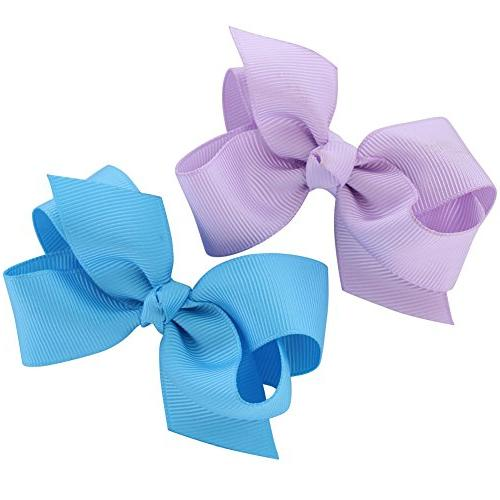 Chiffon 3in Ribbon Hair For Teens Of 20