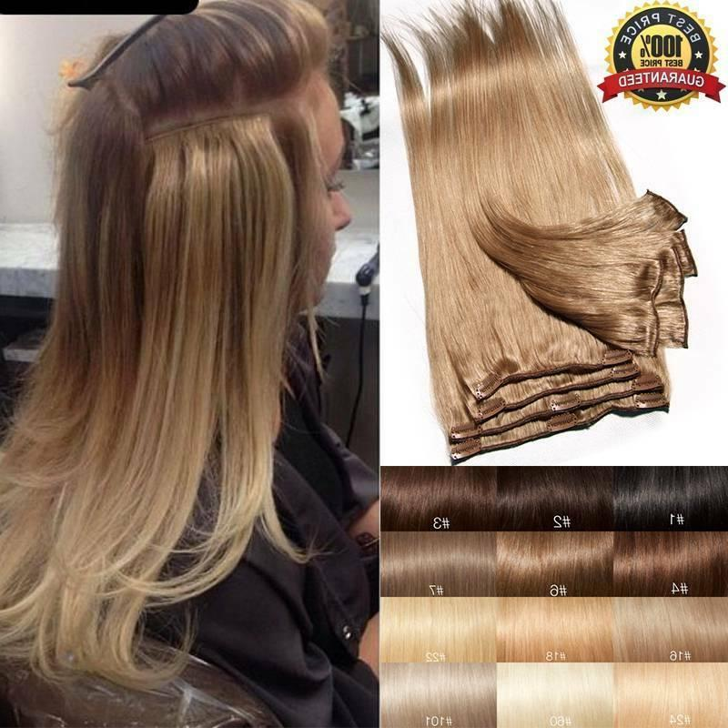 clearance clip in 100 percent real remy