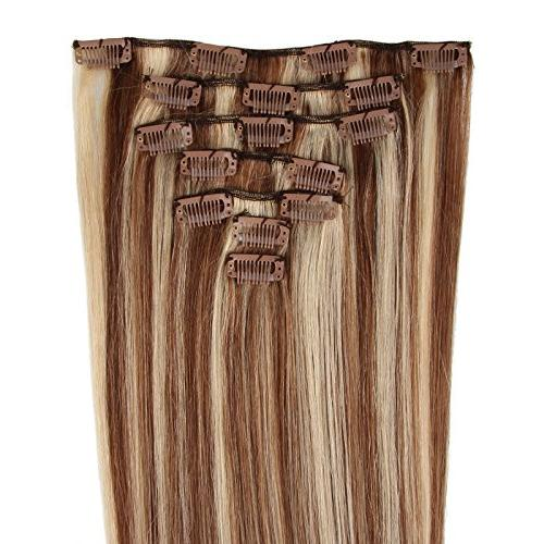 clip real human hair extensions