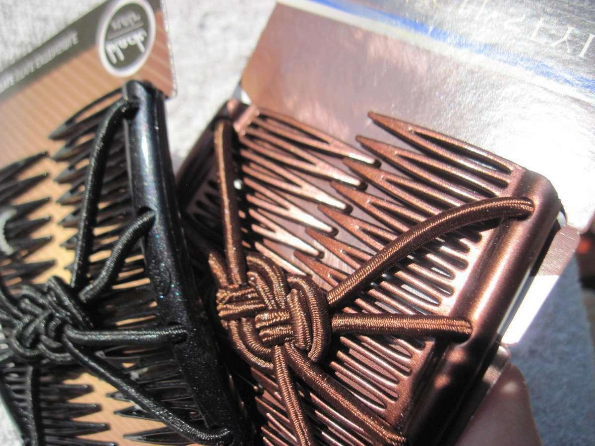 Goody Stretch Style Hair Plastic Comb