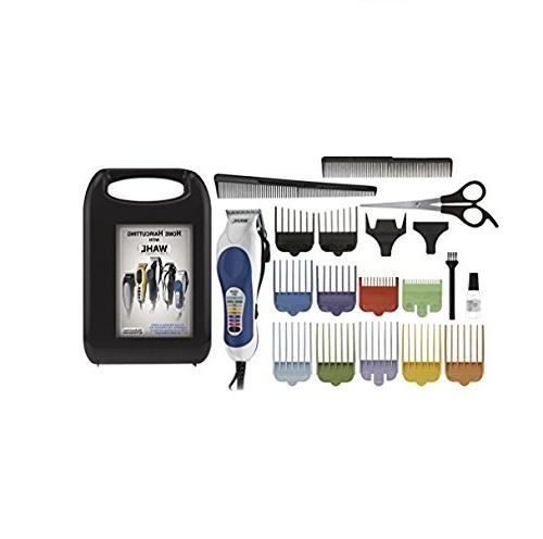Wahl 79300-400 Color Pro 20 Haircutting Kit