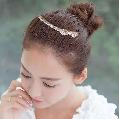 Crown Rhinestone Hair