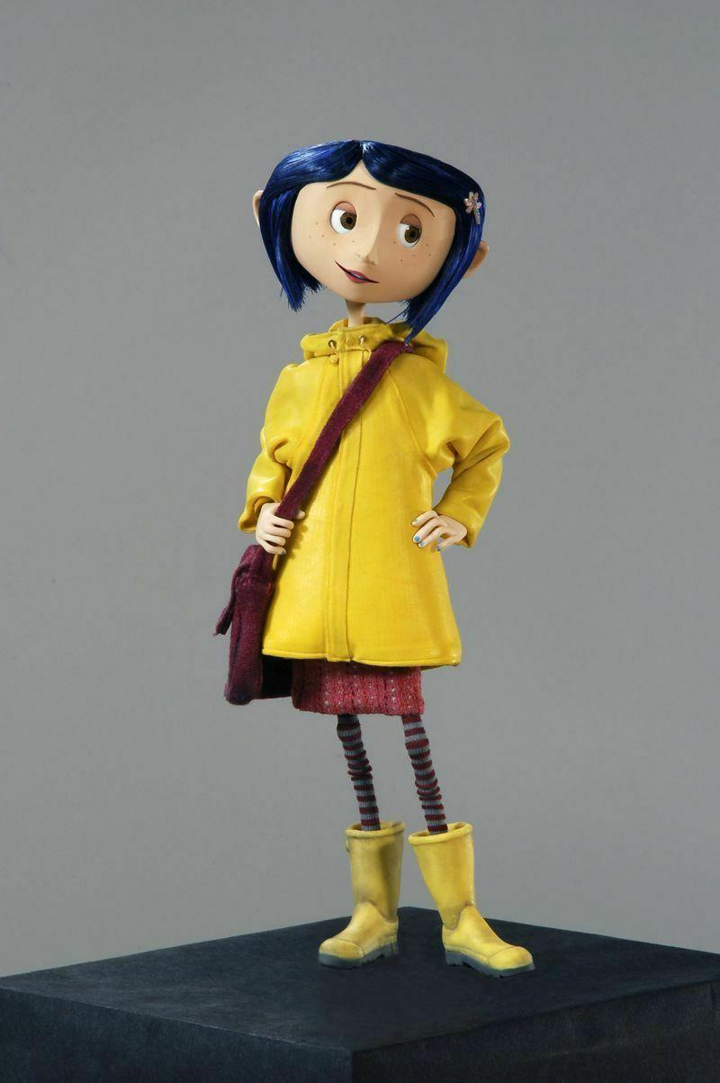 Crystal Dragonfly - Coraline Costume - FREE Pink