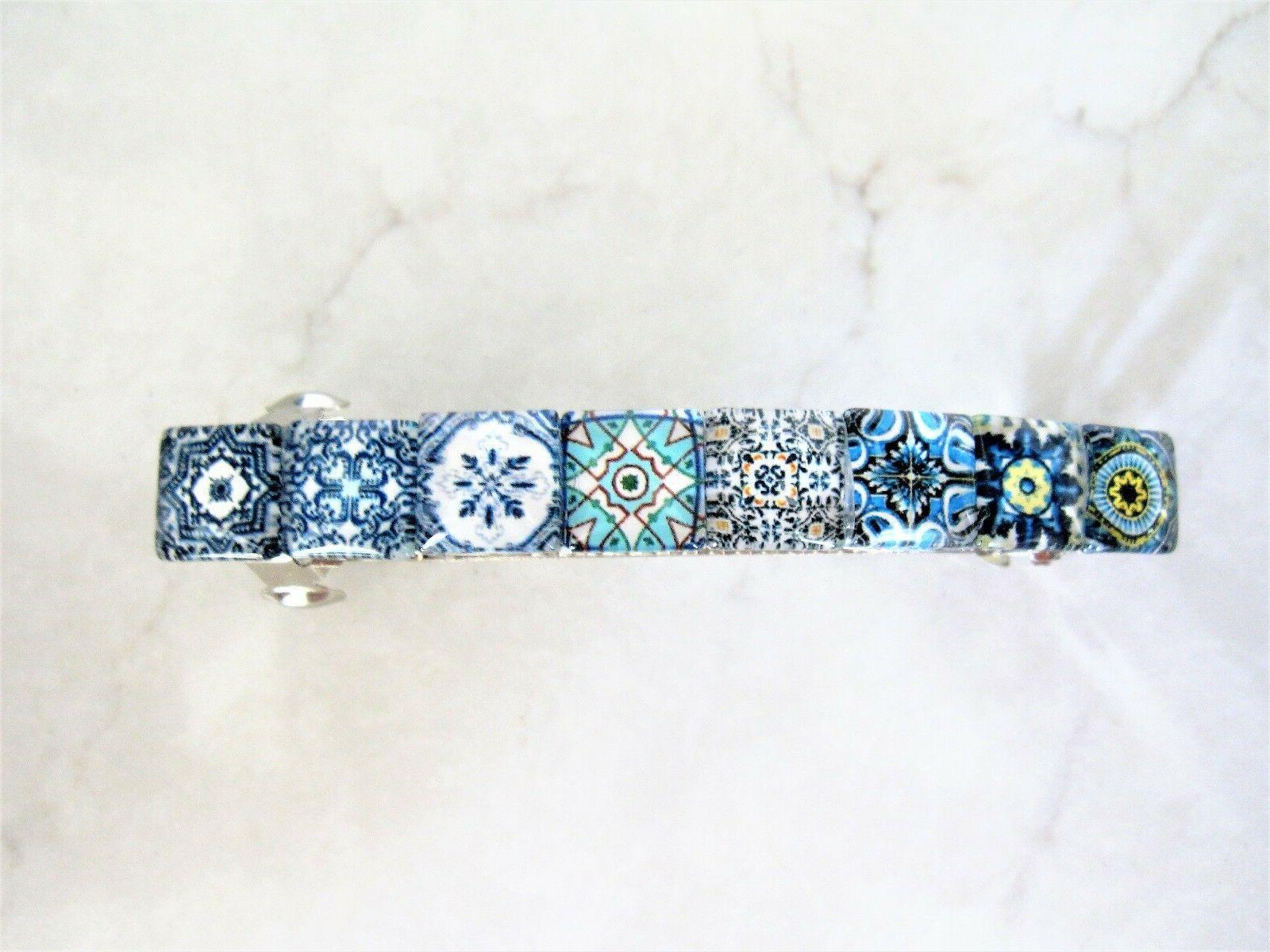 Decorative clip barrette