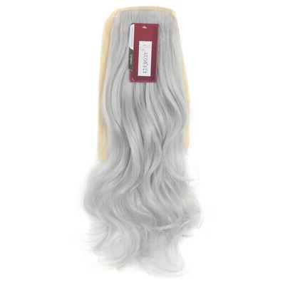 Drawstring Hairpiece Wavy Pony Tail