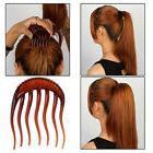 Fashion Hair Styling Clip Comb Stick Bun Maker Braid Tool Fa