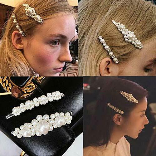 Fashion Clip Hairband Pin Barrette Hairpin Headdress