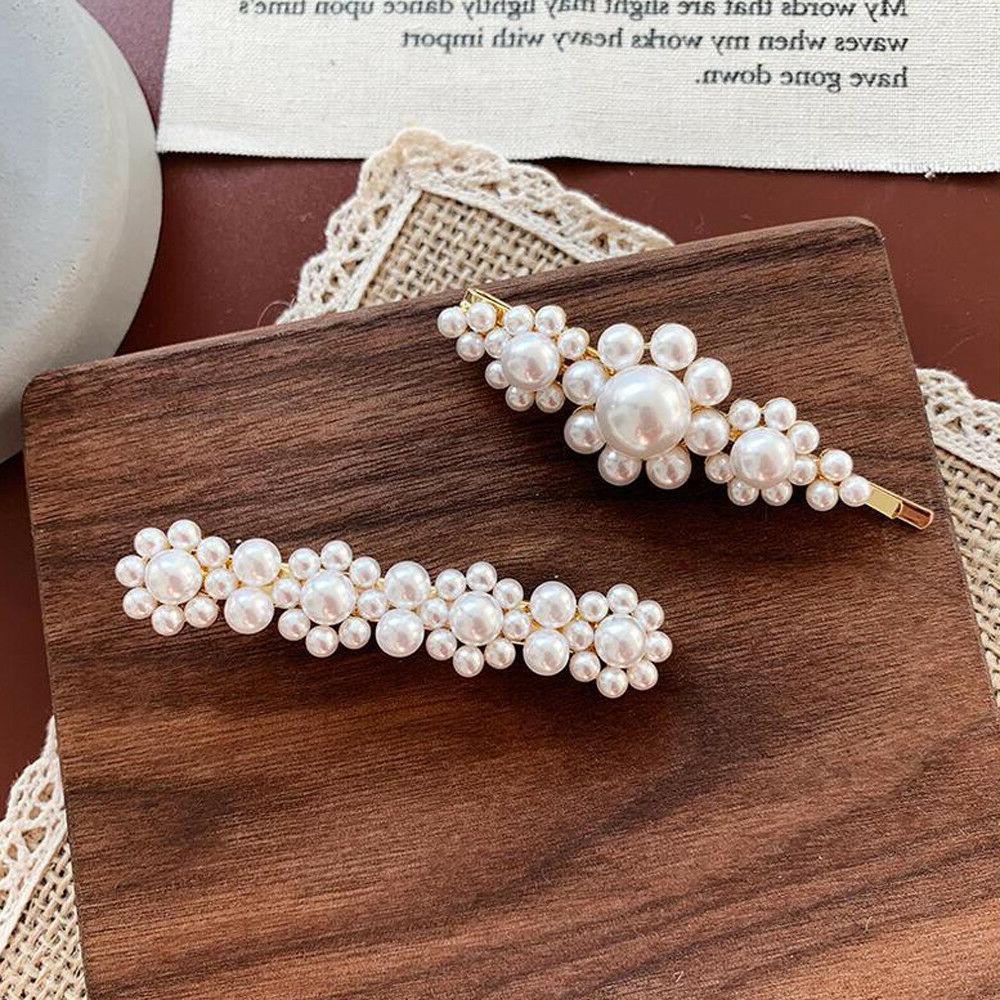 Fashion Barrette Clip Stick Hairpin Accessories