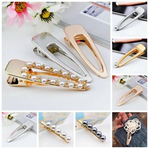 Women Hair Clip Hairpin Comb Pin