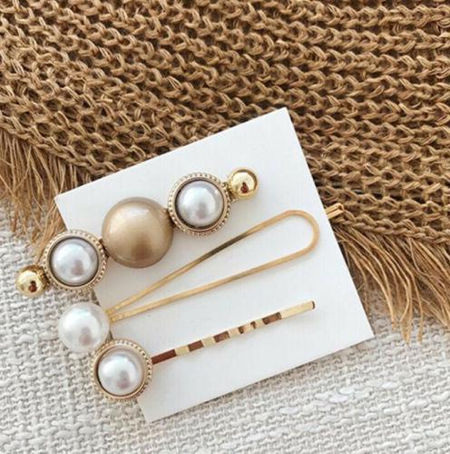 Pearl 2019 Handmade Hairpins