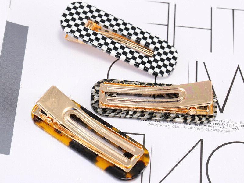Fashion Women's Clips Barrette Hairpin Pins Hair