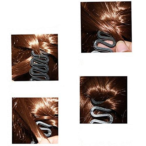 EYX Formula Hair With Magic Styling Bun