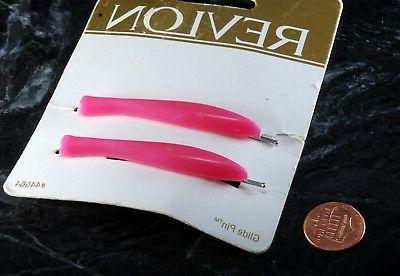 REVLON Glide Pin Hair Accessory NOS