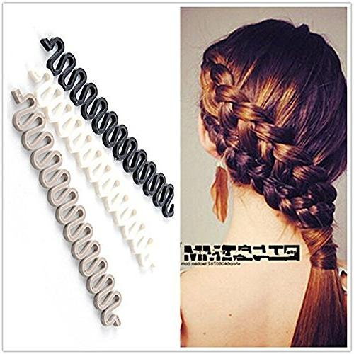 hair styling clip diy french