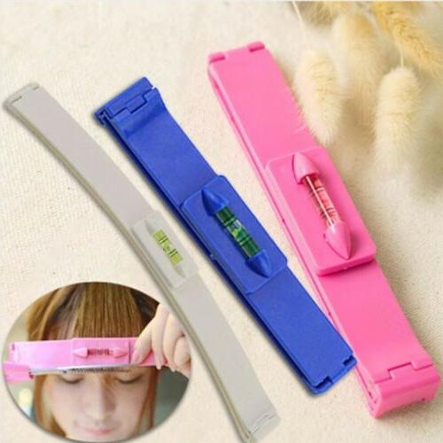 hairstyle hair trimmer fringe accurate plastic barrettes