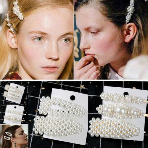 Hot Elegant Pearl Hair for Girls