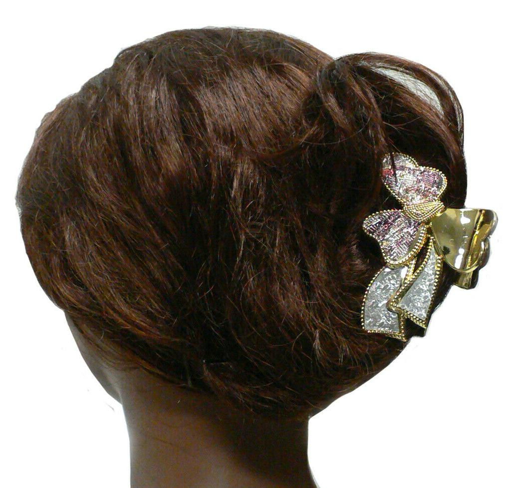 Bella Jaw Clip Weight Claw Hair Clip Women 6