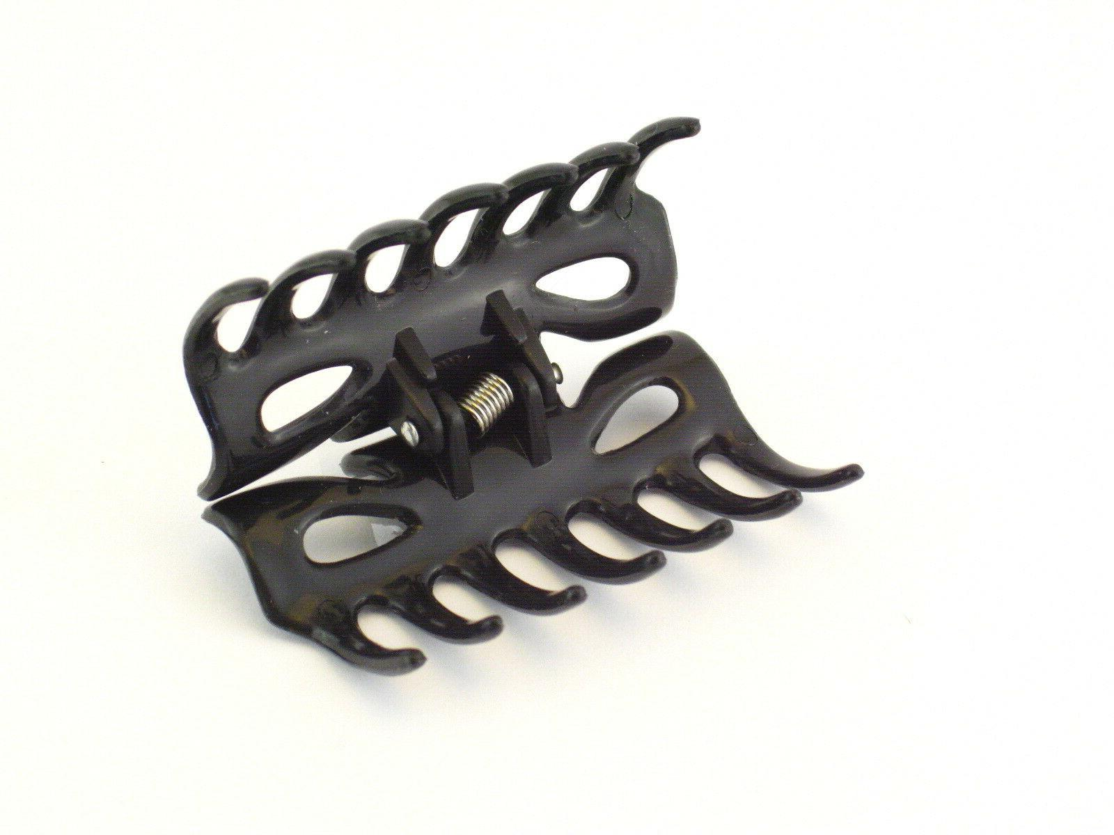 GOODY MEDIUM CLAW CLIPS - 4 PCS.
